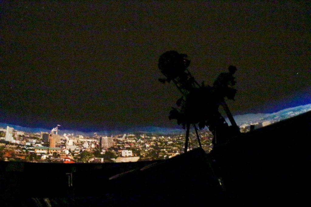 大牟田の風景も映し出されました
