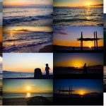 「三池港の夕日」フォトコンテンスト投票!大牟田の風景を選ぶのは、あなたの一票です!
