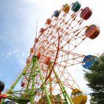 大牟田市動物園の中にある遊園地!?ちびっこ遊園地で遊んできました!
