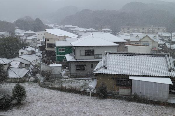 大牟田 雪
