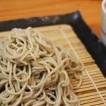 【蕎麦心地ぶんろく(大牟田市不知火町)】駅近くで遅めのランチを蕎麦専門店でいただきます。