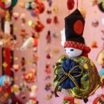 かわいい雛飾りとお菓子で春を満喫!総本家黒田家【OMUTA VOGUE】