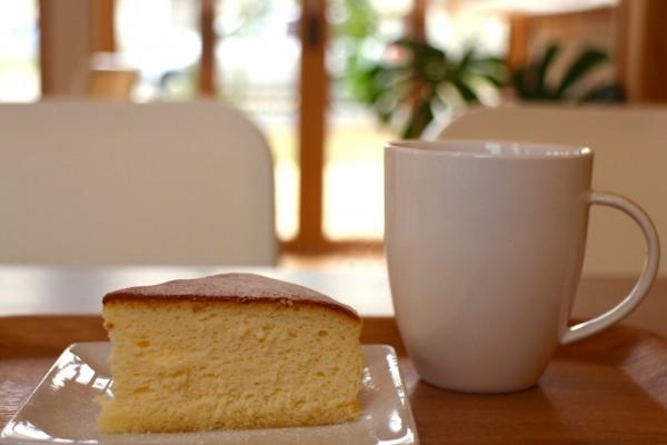 みんな大好きチーズケーキ