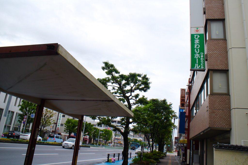 大牟田駅すぐ