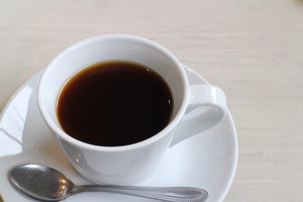こだわりコーヒー。