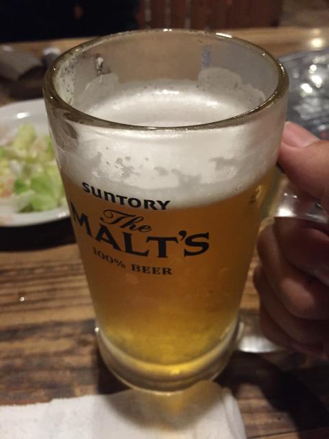 生ビールはもちろんだよねw