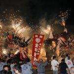 【大蛇山レポート】初日(23日)祇園六山巡行・競演・御止、一万人の総踊り「フォトギャラリー」