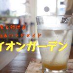【ライオンガーデン】子どもと行きたい!珈琲が飲める雑貨屋さん(大牟田市久福木)