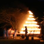 【編集長レポ】和水町古墳祭メインイベント「炎の宴」松明行列『熊本夏の三大火祭り』