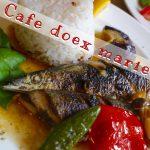 【Cafe doex marie】木の温もりを感じながらカフェごはん(大牟田市草木)