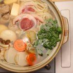 お家で本格的な鴨鍋が味わえる「原田屋」の『鴨鍋セット(お持ち帰り)』【大牟田グルメ】