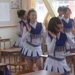 大牟田高校 チアリーダー Sheey!!の「恋ダンス踊ってみた!」が可愛いと評判に。撮影風景を取材してきました!
