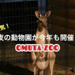 大牟田市動物園で『夜の動物園』が今年も開催!夏休みの自由研究にもおすすめ