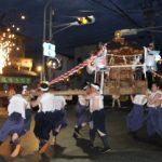 三池本町祇園宮の神輿巡行フォトギャラリー2019